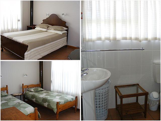 Slaapkamer woonstel in glentana