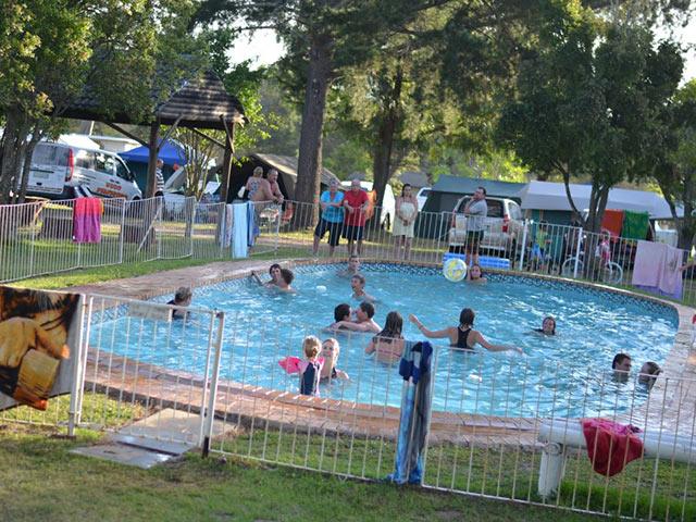 Akkommodasie by die George Country Resort